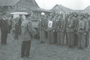 Erste Leistungsprüfung am 20.5.1967
