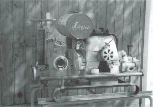 Tragkraftmotorspritze Ziegler TS 6